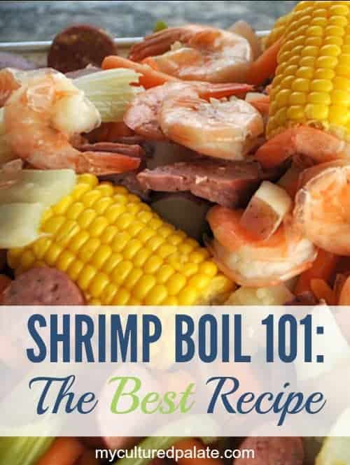 Shrimp Boil Recipe - Serve 25, 100 or 200 | Cultured Palate