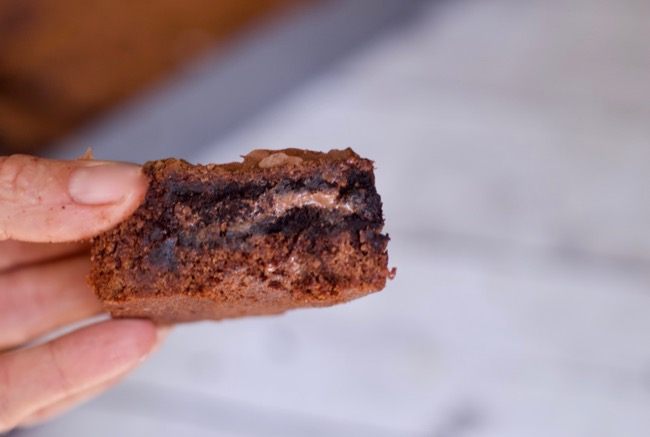 Triple Chocolate Oreo Brownie Recipe