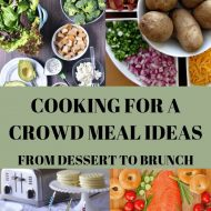 Cooking For A Crowd: Food Bar Ideas for Your Party