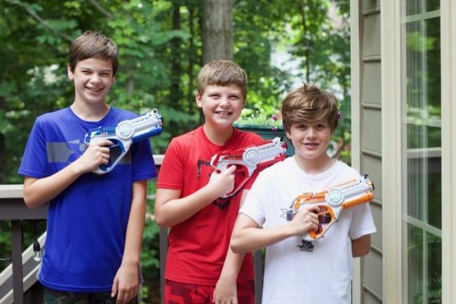 laser tag guns kidzlane