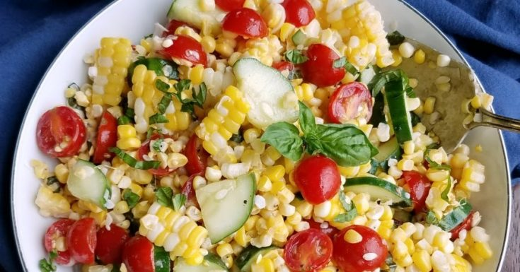 Corn Recipes for Leftover Corn on the Cob