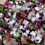 Simple Sheet Pan Greek Chicken Recipe