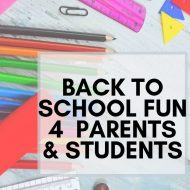 Best Back to School Shopping for Students and Their Parents