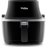 Frieling 5002, 4.6qt Electric Low-Fat Hot Air Fryer with Advanced Hot Air Circulation Technology, Black
