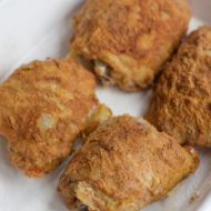 The Best Air Fried Chicken Recipe