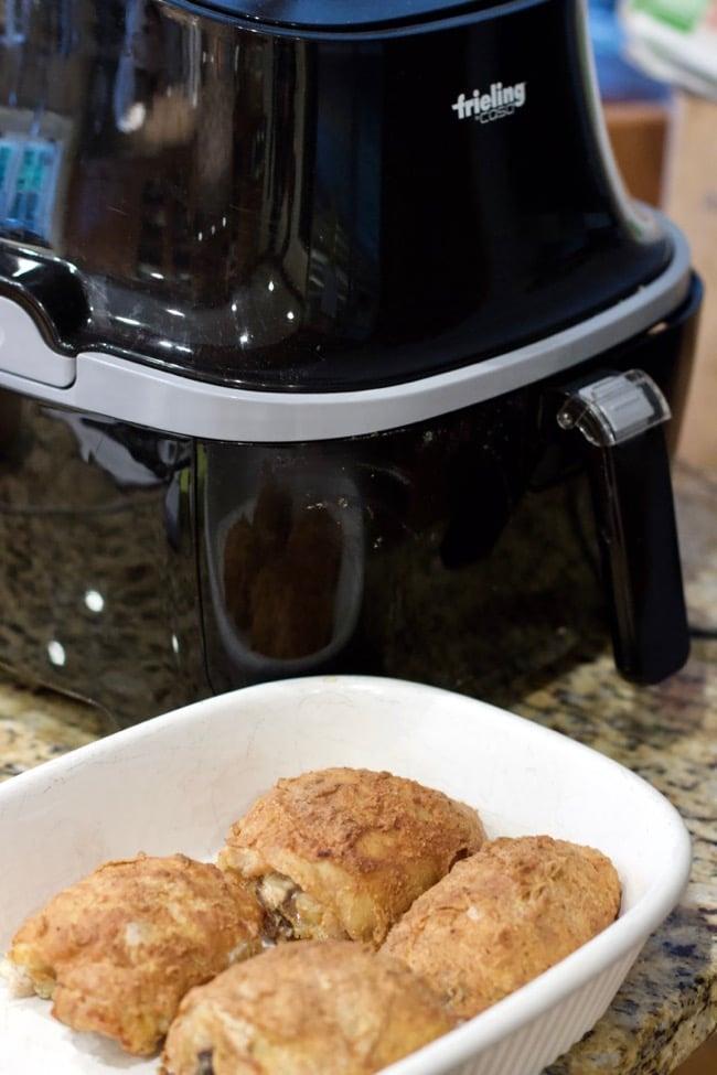 The Best Air Fried Chicken Recipe