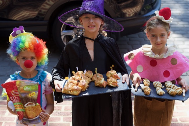 Halloween Finger Food at Publix