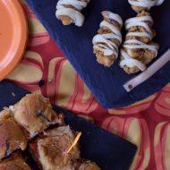 Short Cut Halloween Finger Food: Chicken Sliders Recipe
