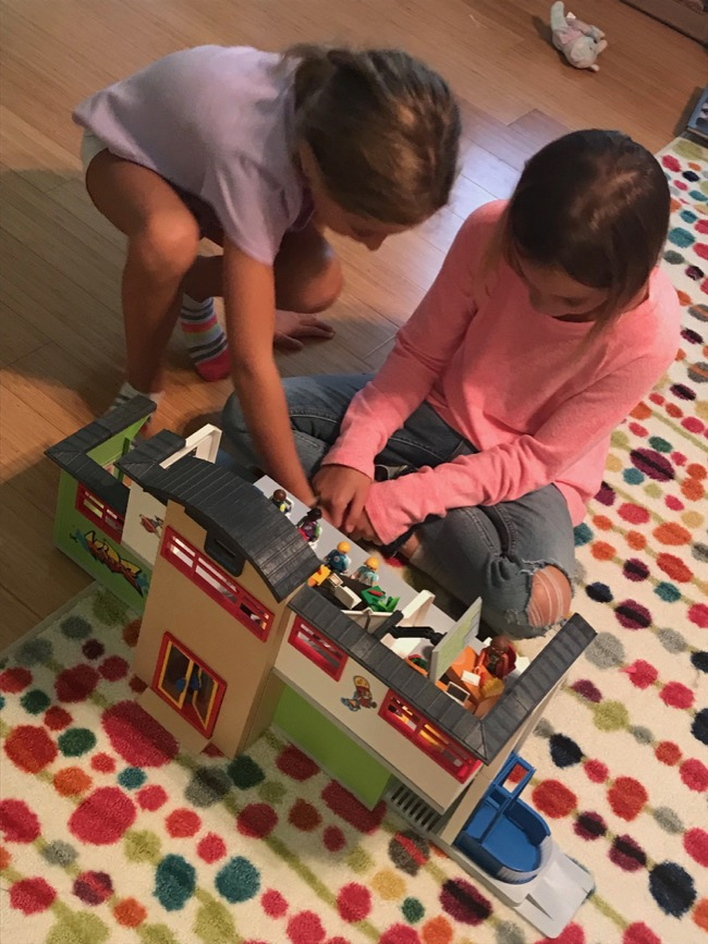 playmobil city life school review