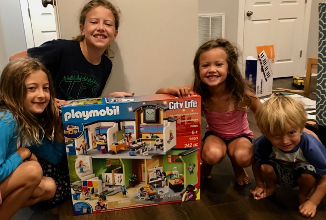PLAYMOBIL Furnished School Building Review For All Ages