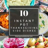 10 Thanksgiving Side Dishes Made in an Instant Pot