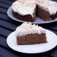 Banana Cake Recipe using PB Fit Powder