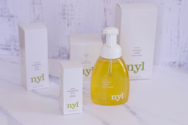 nyl Skincare - All natural, chemical-free skin care