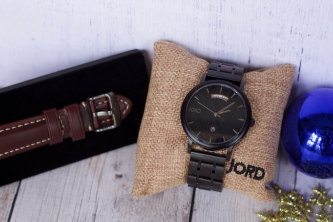 Wood Watches by JORD - GIVEAWAY