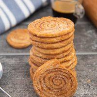 Puff Pastry Pinwheel Cookies