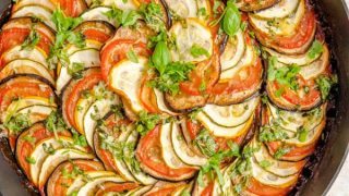 Ratatouille (Recipe + Video)