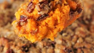 Southern Sweet Potato Casserole