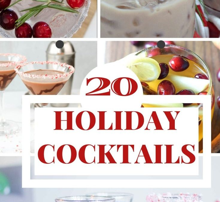 20 Holiday Drinks For Adults