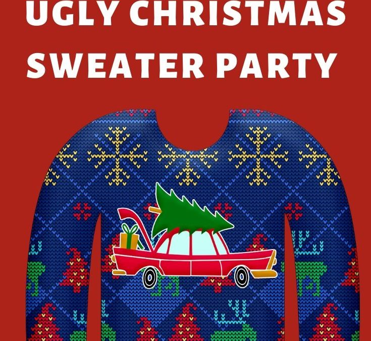 5 Tips To Make Your Ugly Christmas Sweater Party Awesome