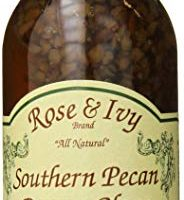Rose & Ivy Pepper Glaze, Southern Pecan, 9.0 Ounce