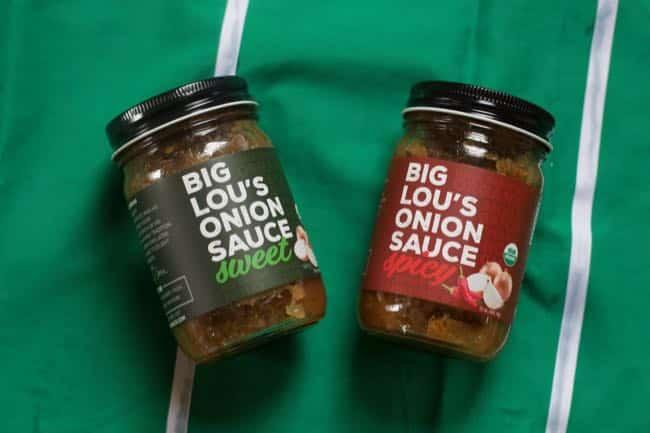 Big Lous Onion sauce