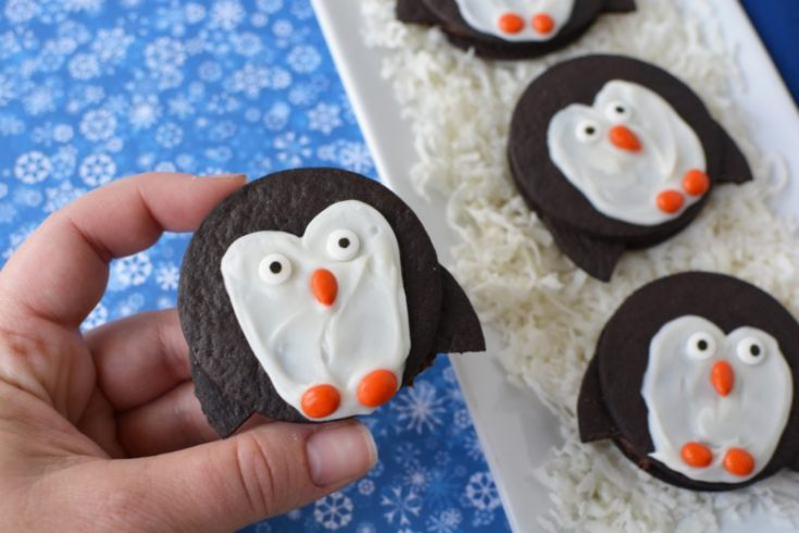Easy Penguin Cookies: No Bake Christmas Treats That Kids Love