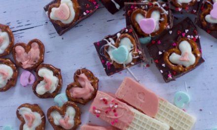 No Bake Valentines Day Treats