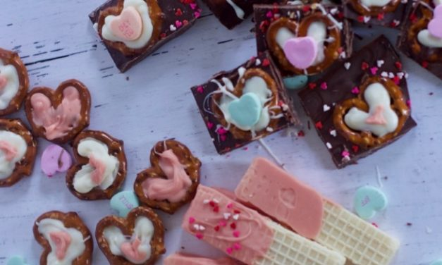 No Bake Valentines Day Treats