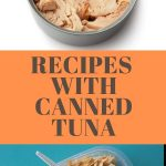 RECIPES WITH CANNED TUNA