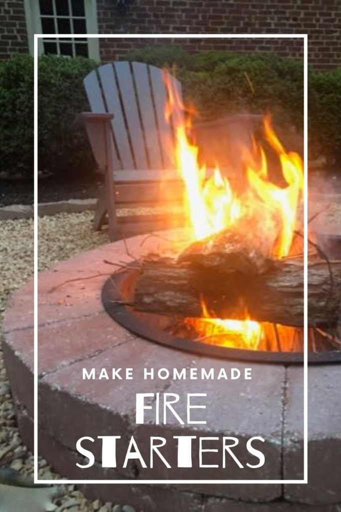 How to make a fire starter