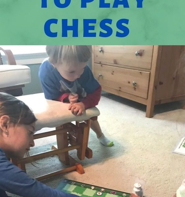 HOW TO TEACH KIDS TO PLAY CHESS (STORY TIME CHESS GAME)