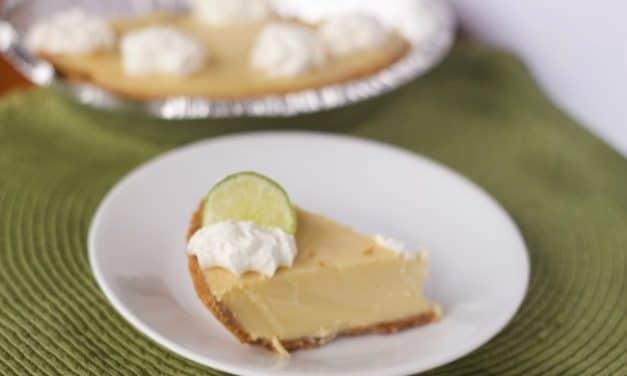 Super Easy Key Lime Pie Recipe