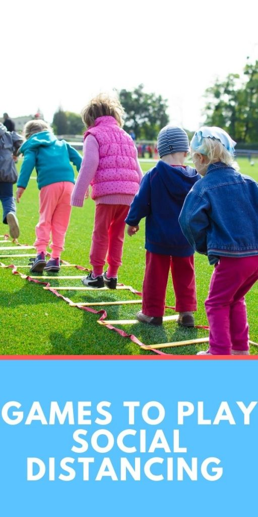 games to play social distancing at school