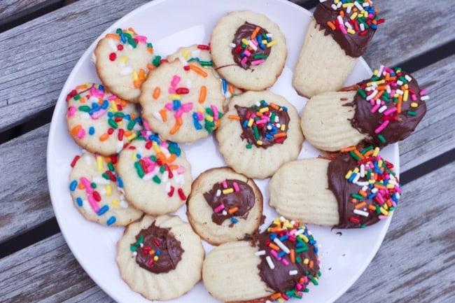 platter-italian-butter-cookies