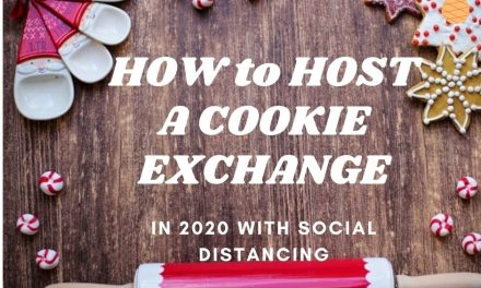 How to Host a Social Distanced Cookie Exchange