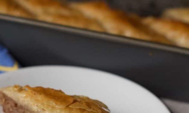 Homemade Baklava Recipe