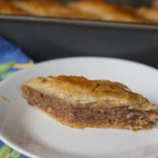 slice-of-baklava-homemade