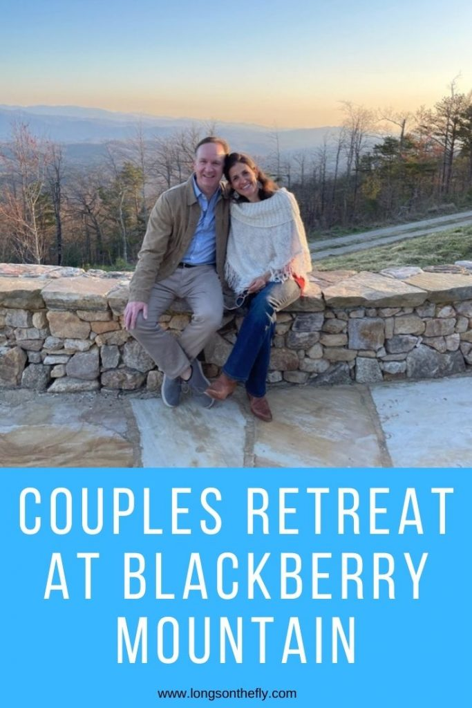blackberry mountain tips