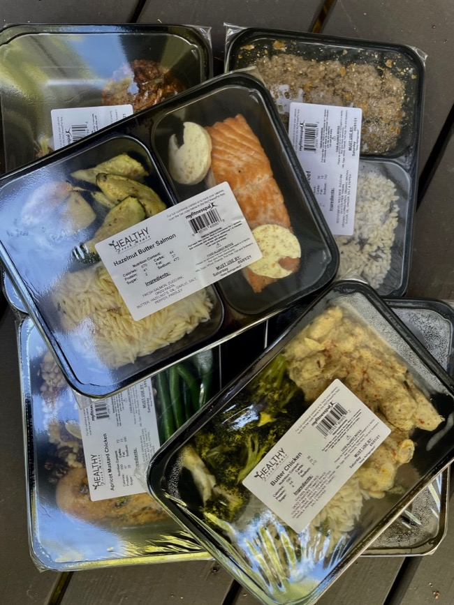 healthyfresh meals delivery service