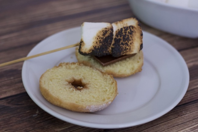 marshmallow donuts