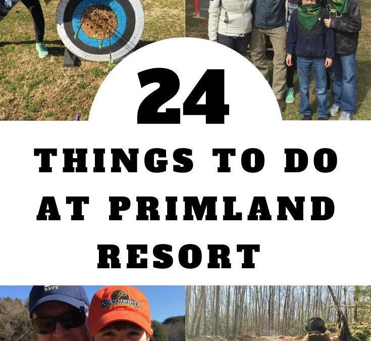 24 Things to Do at Primland Resort with Kids